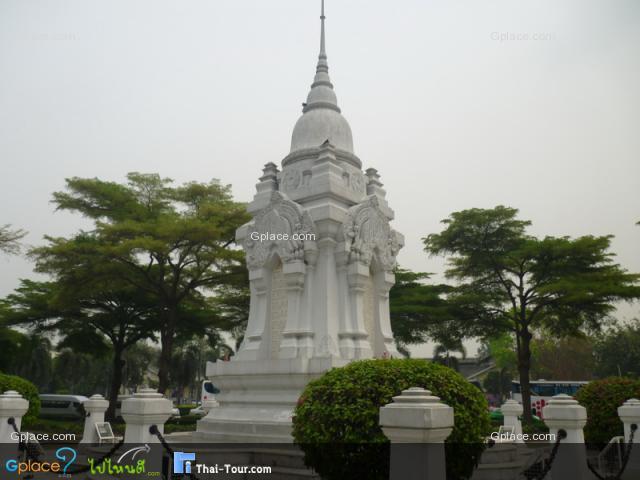Volunteered Soldier Monument Bangkok