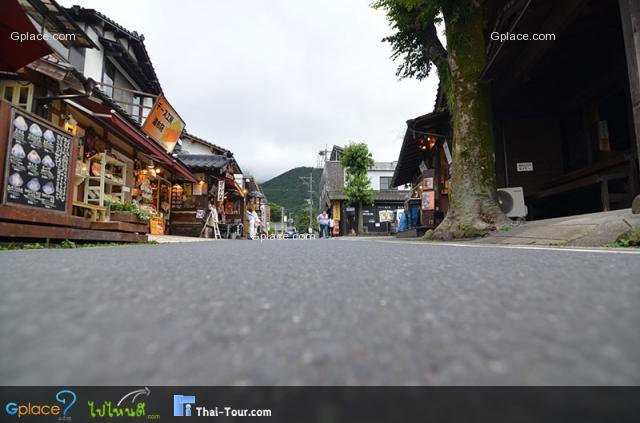 ถนนคนเดิน ยุโนะซึโบะไคโดะ