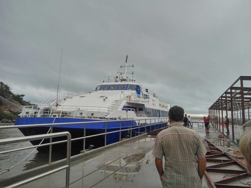 ท่าเรือเฟอร์รี่หัวหิน พัทยา