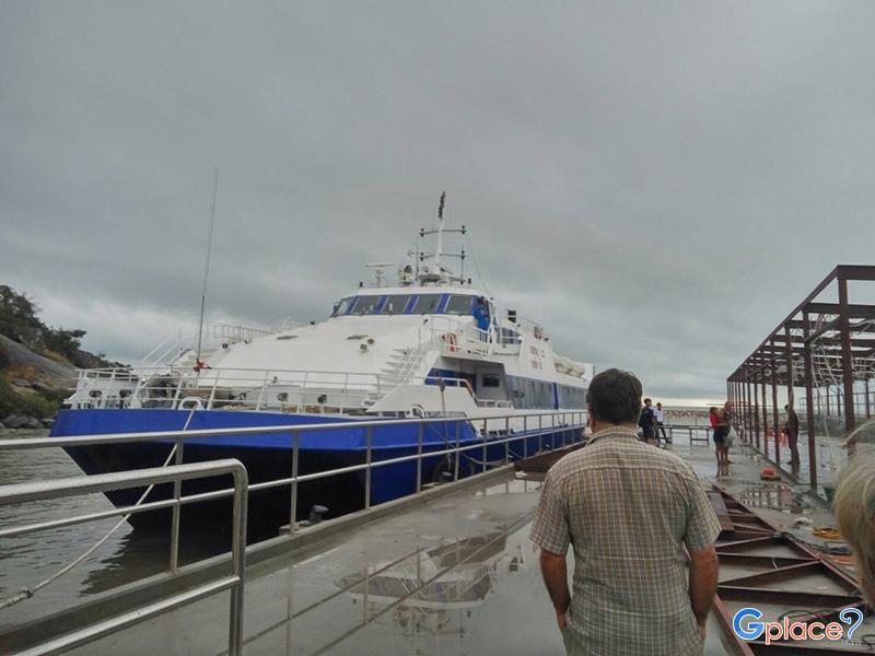 เรือเฟอร์รี่พัทยาหัวหิน