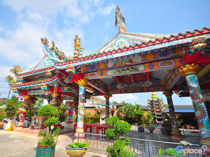 City Pillar Shrine Trat