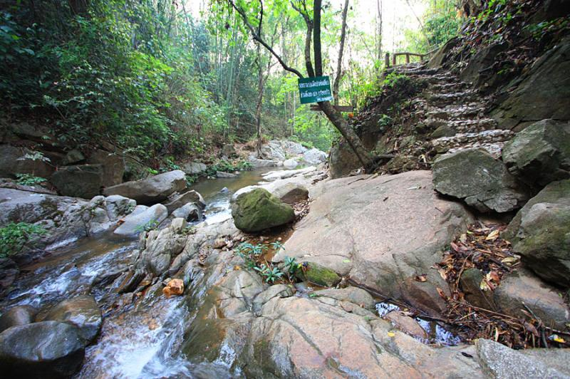 Mae Sai Waterfall