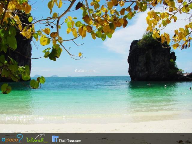 10 หาดน้ำทะเลใส ที่กระบี่