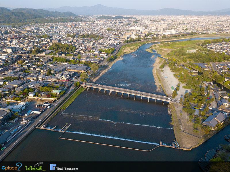 เกียวโตตะวันตก เที่ยวันเดียว