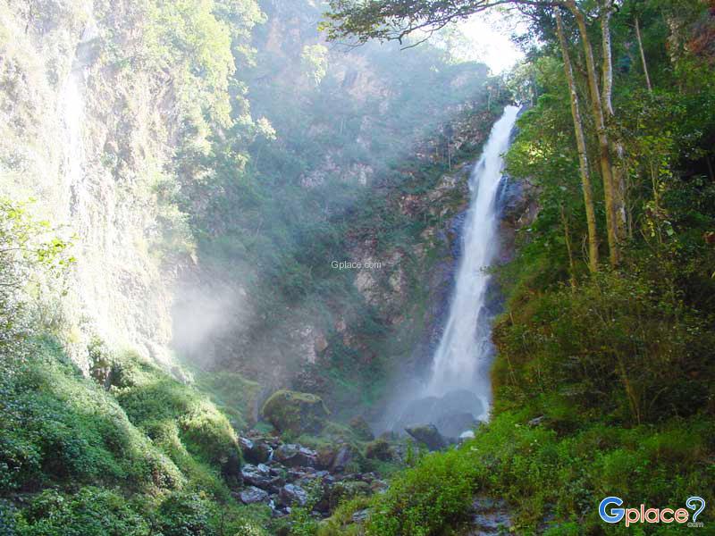 Mae Surin Waterfall National Park