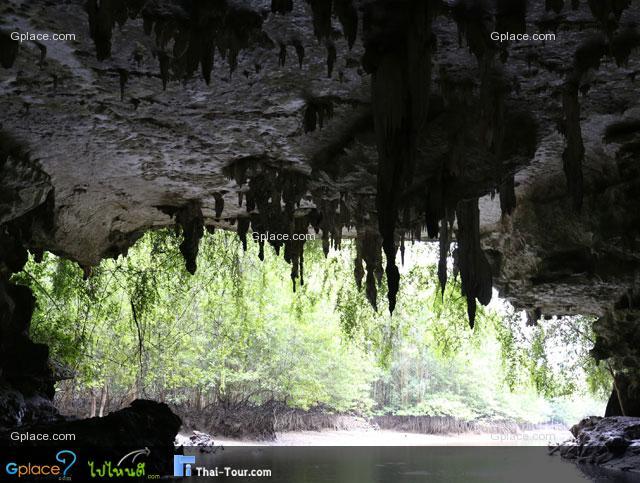 ถ้ำลอดเหนือ และถ้ำลอดใต้