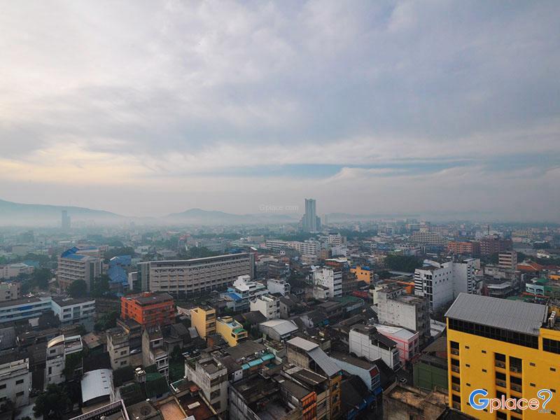 The city of Hat Yai