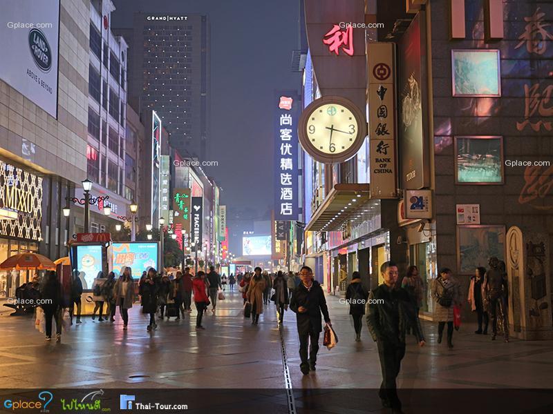 春熙路步行街