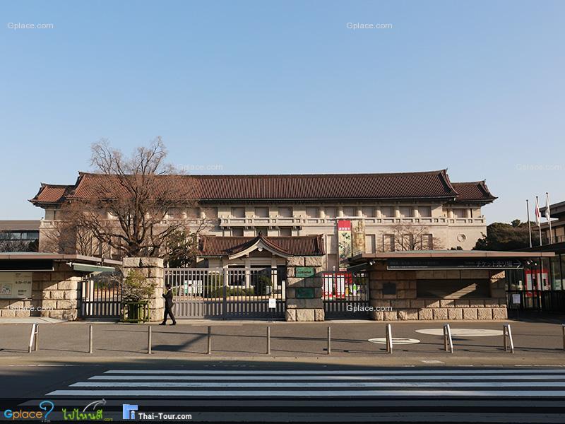 พิพิธภัณฑ์แห่งชาติโตเกียว Tokyo National Museum