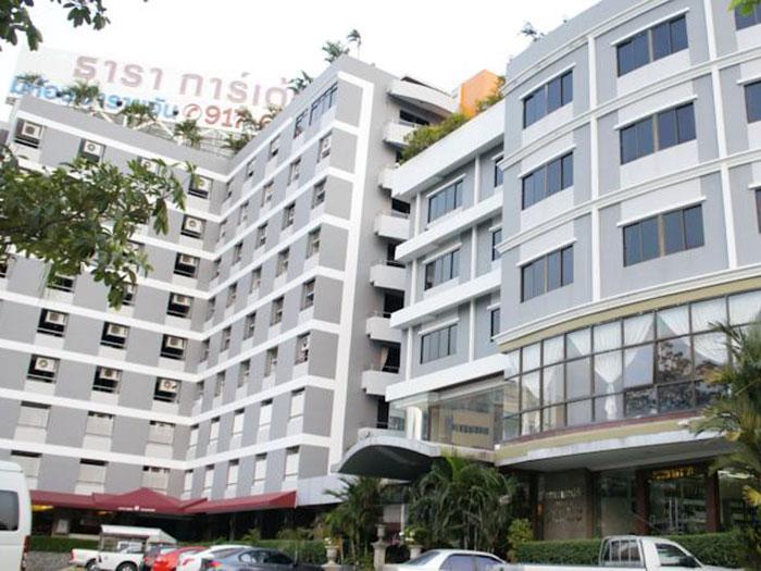 โรงแรมธารา การ์เด้น