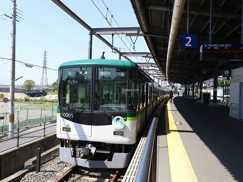สถานีรถไฟเจอาร์อูจิ Uji JR Station