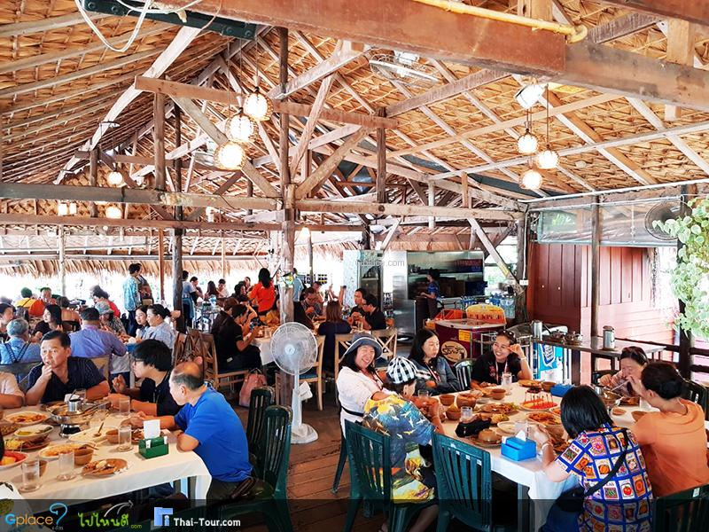 ร้านอาหารศิรดา เกาะยอ