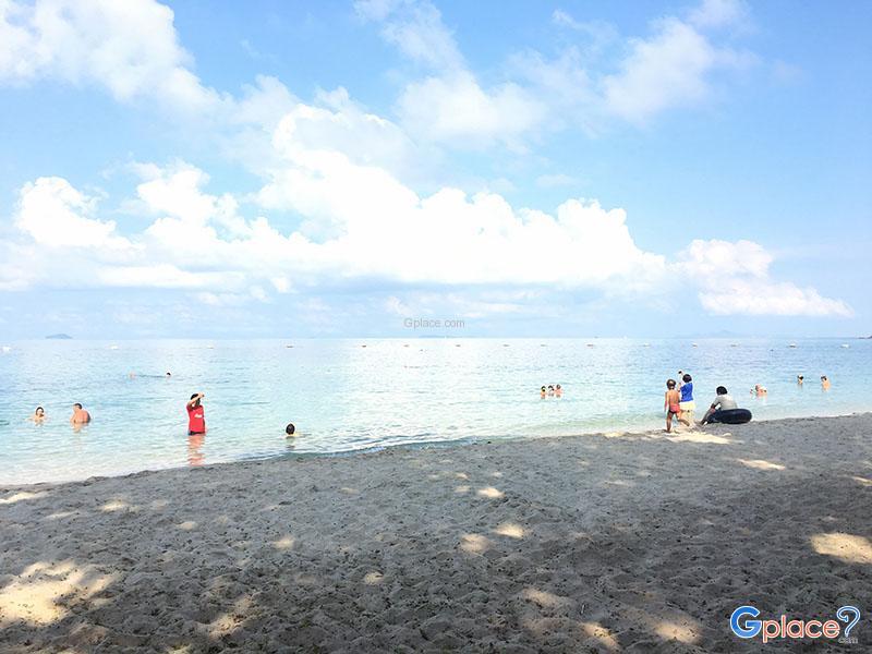 หาดทรายแก้วสัตหีบ