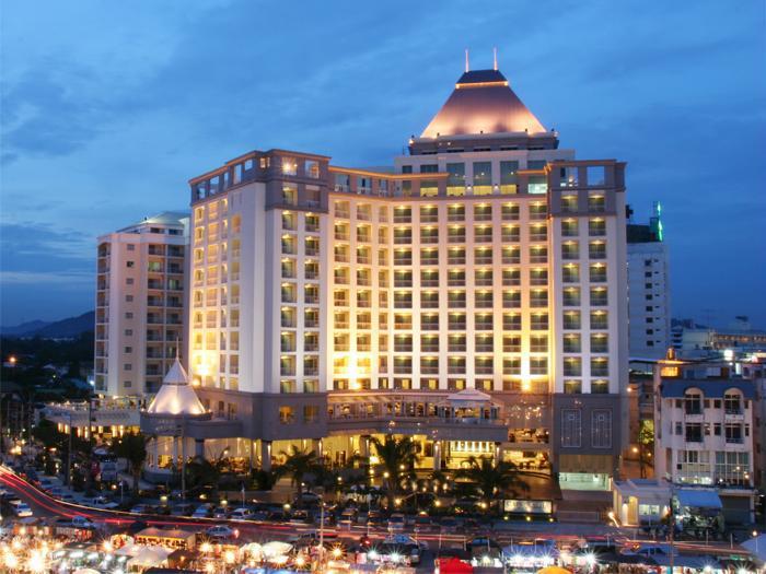 โรงแรมเคป ราชา