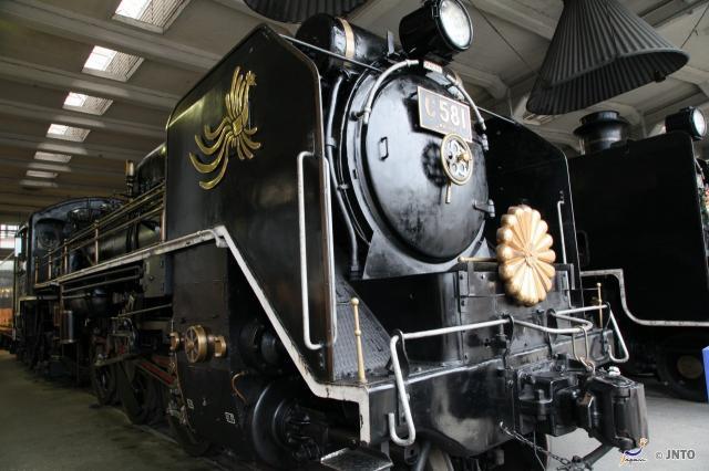 พิพิธภัณฑ์หัวรถจักรไอน้ำอุเมโคจิ