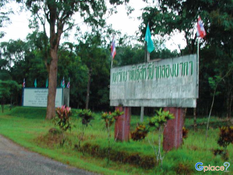 Khlong Nakha Wildlife Sanctuary