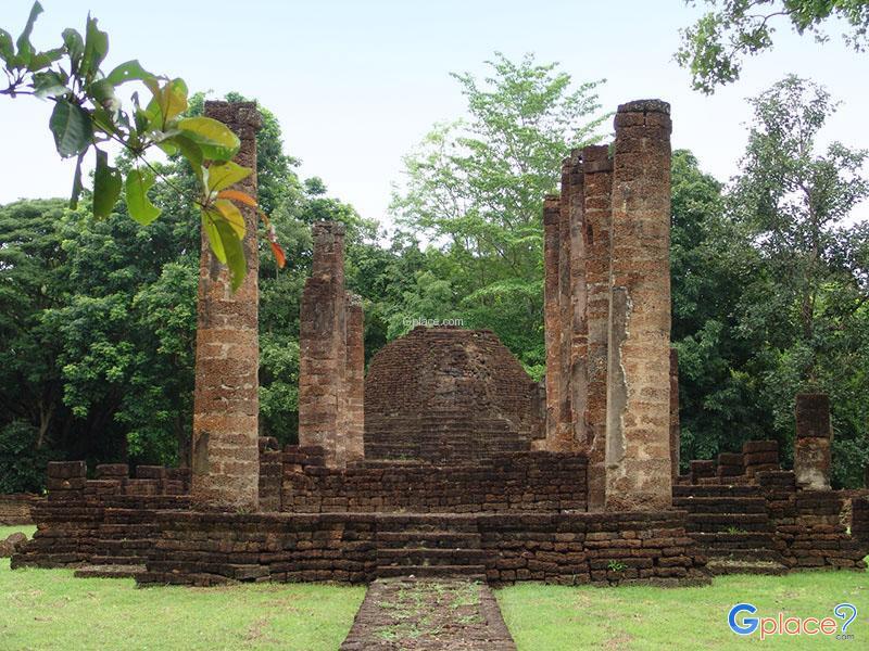 Wat Suan Kaew Utthayan Yai