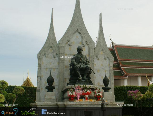 纪念碑拉玛三世