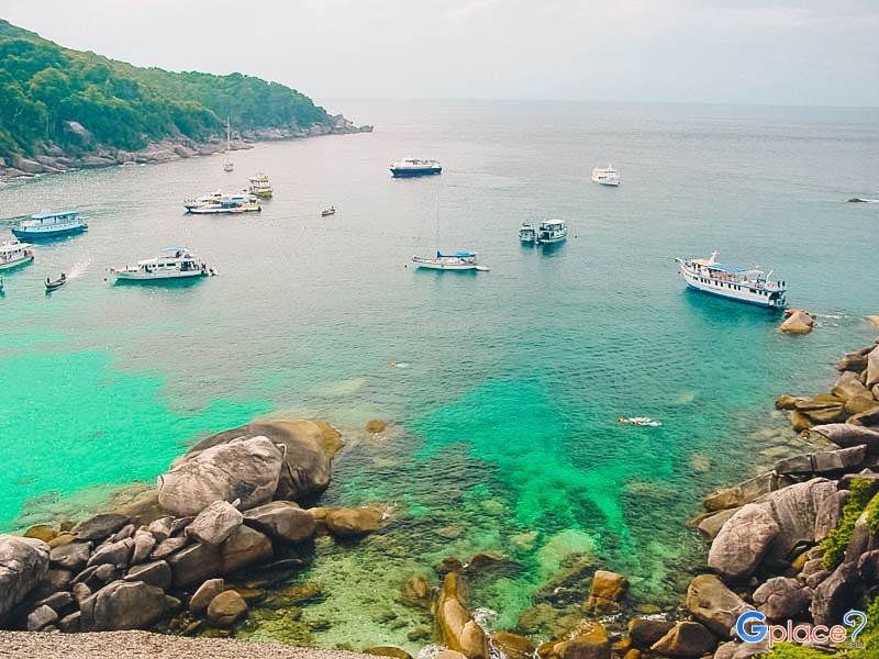 Mu Koh Similan National Marine Park