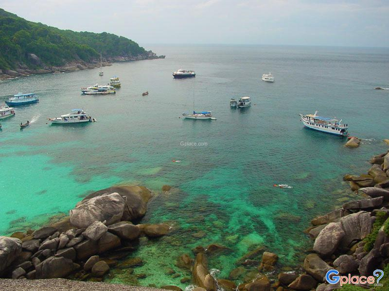 Mu Koh Similan National Marine Park