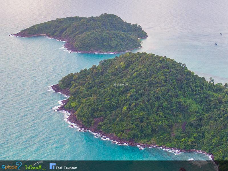 เกาะช้าง มุมสูง