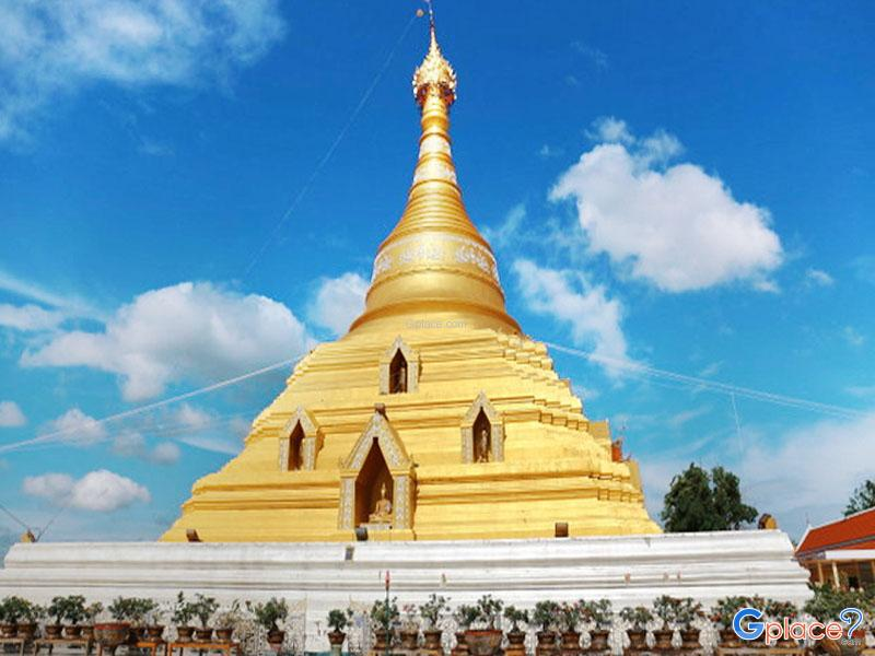 พระธาตุศักดิ์สิทธิ์คู่บ้านคู่เมือง ประเทศไทย