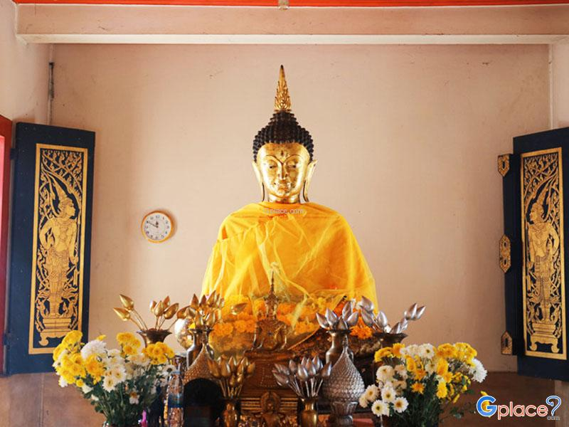 Phra Putthanirarokantarai Chaiwat Jaturathit Lampang