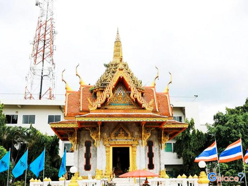 Sisaket City Pillar