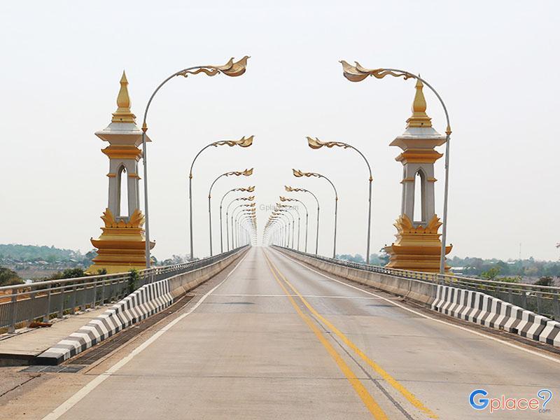 สะพานมิตรภาพไทย ลาว 3