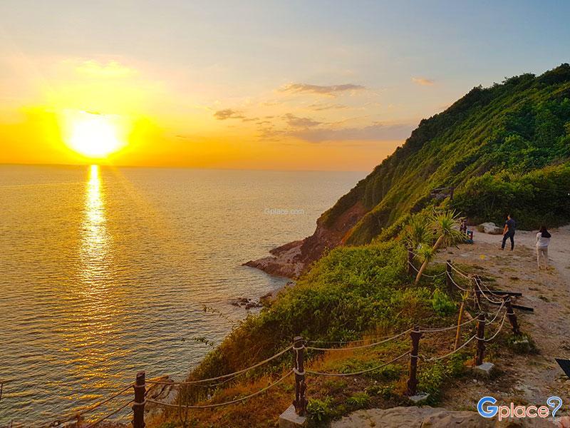 ผาซันชายน์ เกาะเปริด