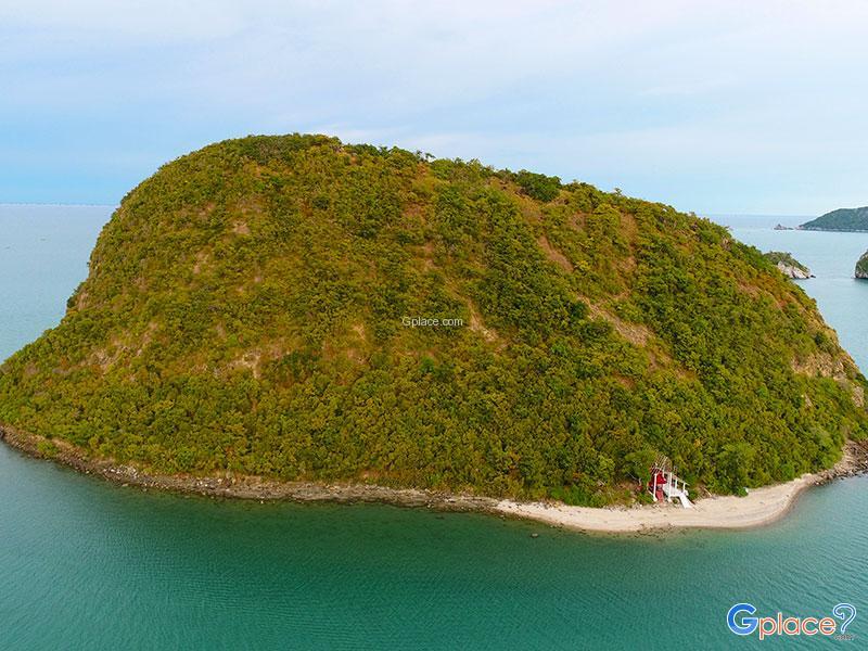 เกาะนมสาวสามร้อยยอด