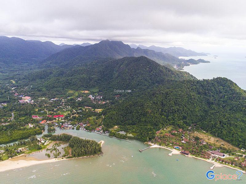 象岛Klong Song湾