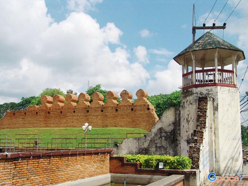 City Wall Nakhon Si Thammarat