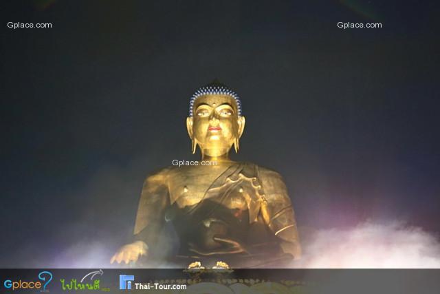 พระพุทธรูปองค์ใหญ่ภูฏาน