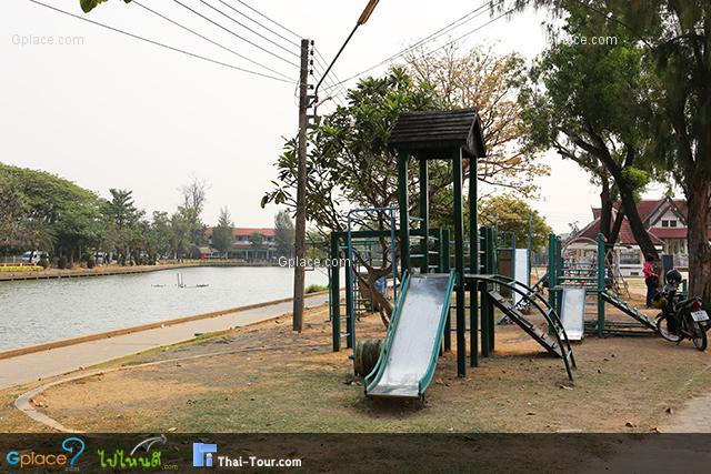สวนสาธารณะกุดน้ำกิน