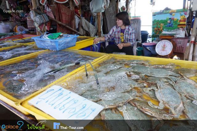 ตลาดสะพานปลาอ่างศิลา