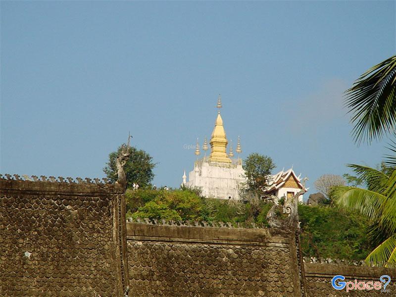 Phousi Stupa Luangprabang
