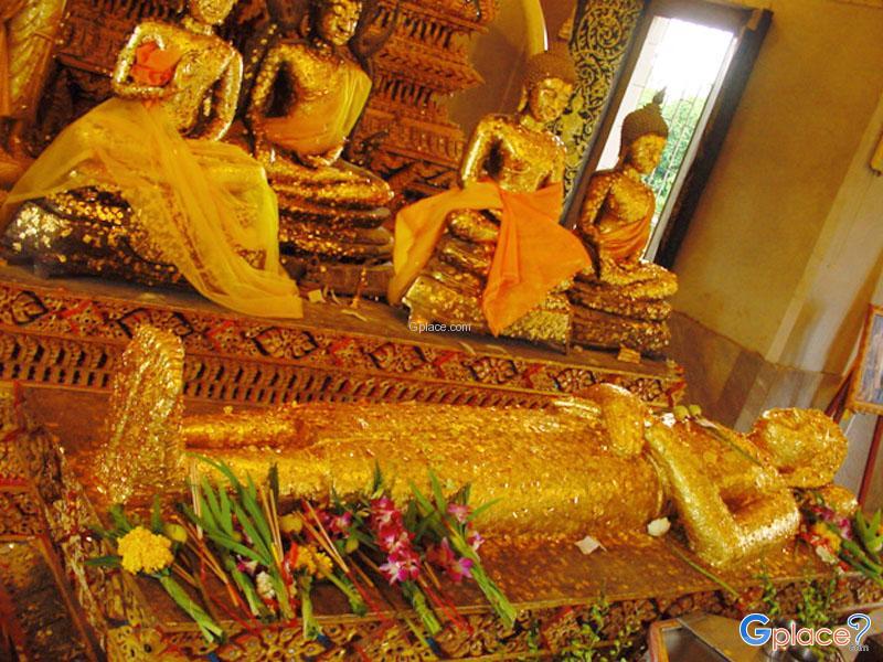 Wat Pra Non Fish Sanctuary