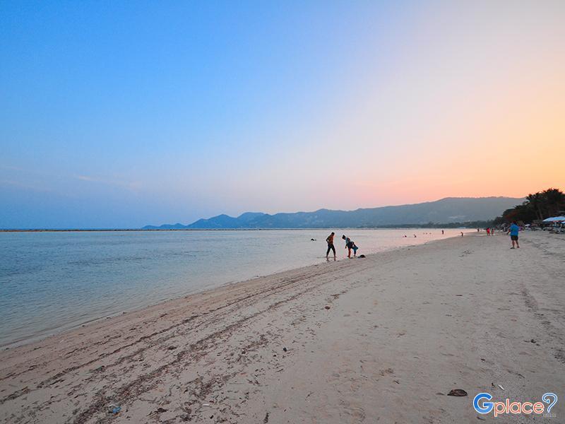 各省最美丽的海滩 泰国的海