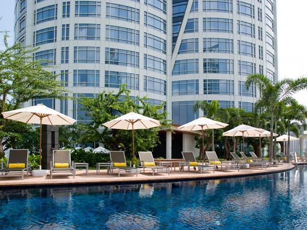 โรงแรม เซ็นทารา แกรนด์ แอท เซ็นทรัลเวิลด์