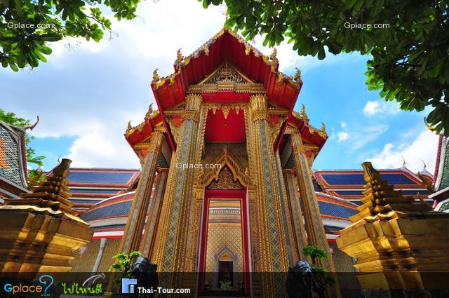 Wat Ratchabophit Bangkok