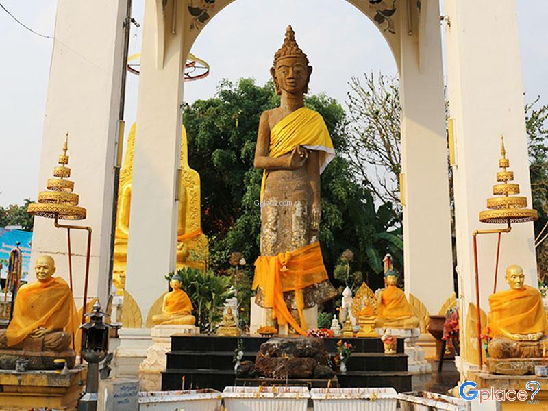พระพุทธรูปมิ่งเมืองหรือพระพุทธรูปสุวรรณมาลี