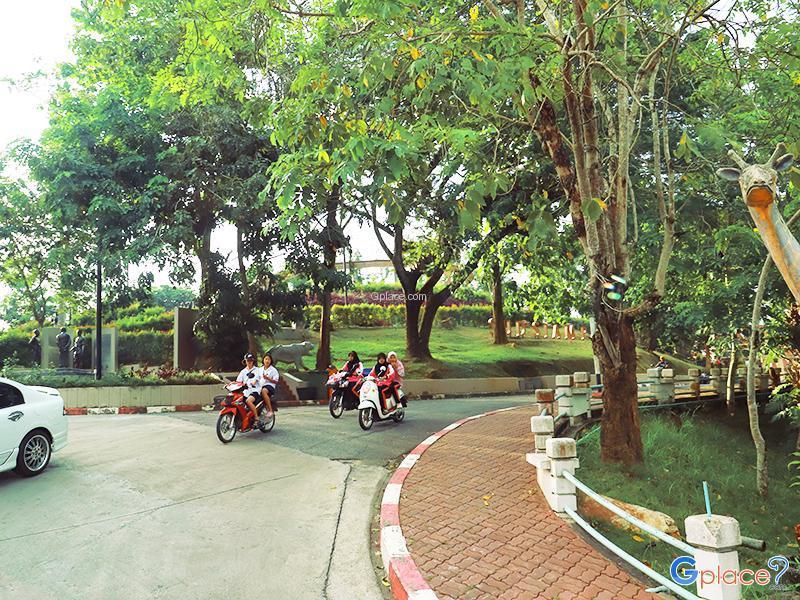 สวนสาธารณะเทศบาลตำบลเบตง