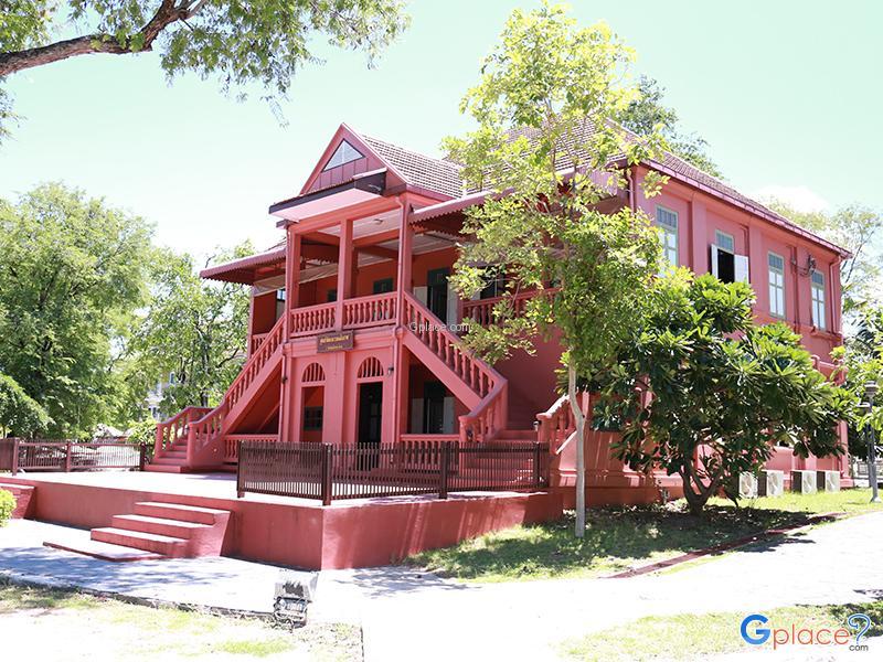 红色荣誉博物馆(chalerm phrakiat museum)