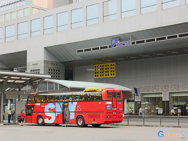 สถานีรถไฟ เจอาร์ เกียวโต