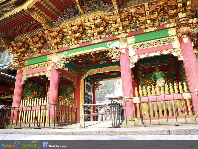 วัดไทยูอิน Taiyuin Mausoleum
