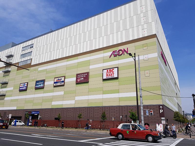 อิออนมอลล์เกียวโต Aeon Mall Kyoto