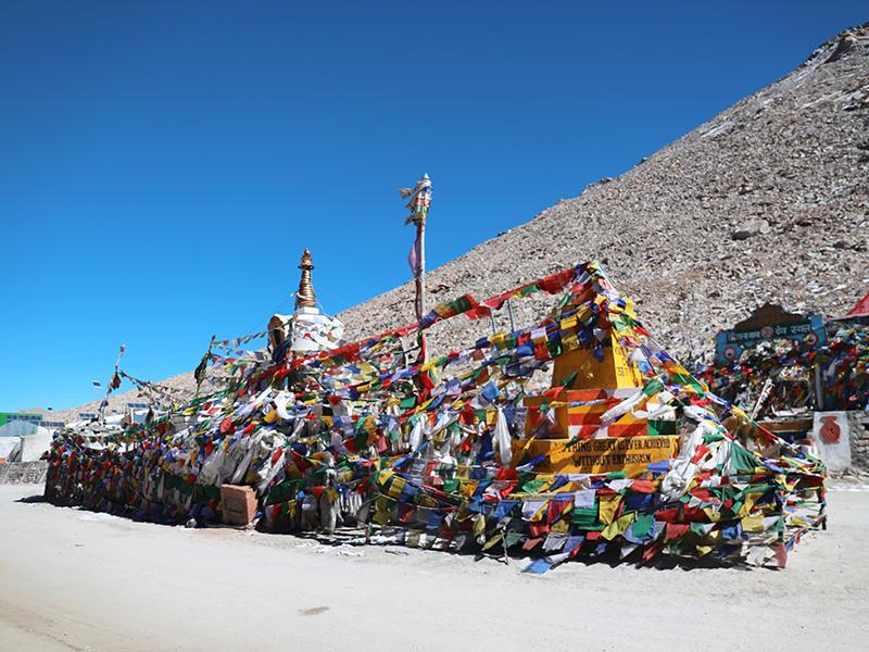 ชาง ลา ChangLa Pass