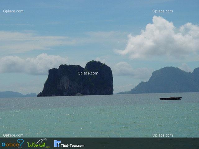 สวรรค์อันดามัน เกาะกลางทะเล