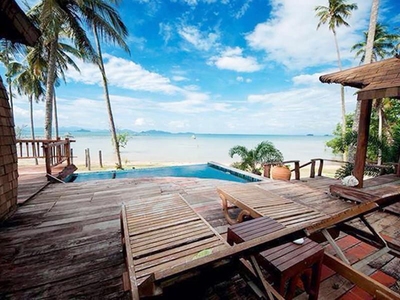 Koh Mak海滩